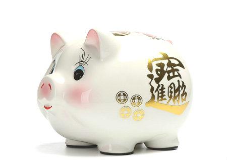 陶瓷猪的风水作用