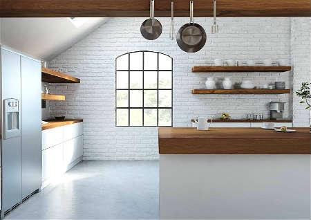 厨房位置的风水