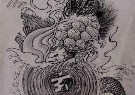 玄武朱雀位风水