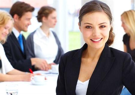 职场中女性风水