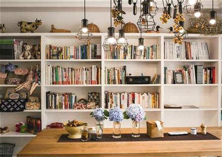 书架放在哪里好