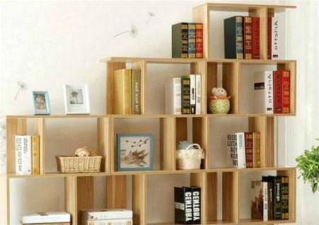 客厅放书架会影响风水