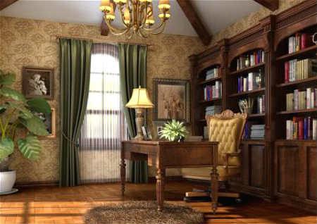 书房饰品摆放风水