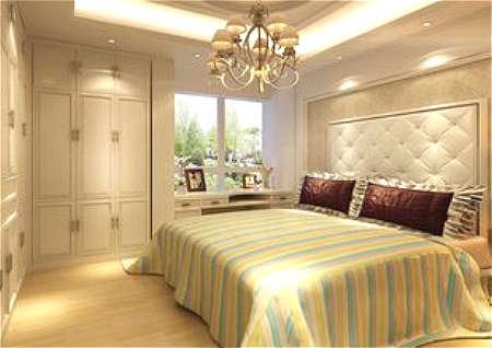 卧室房间床摆放风水