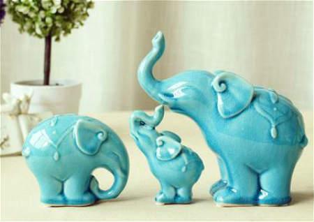 大象摆件风水