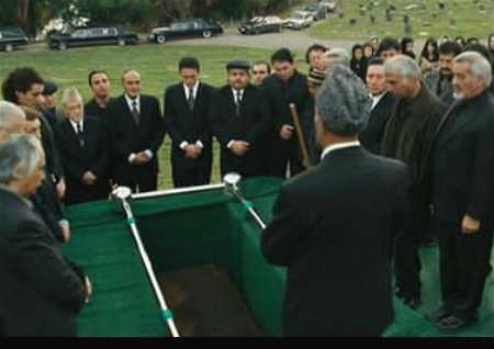 参加葬礼的风水
