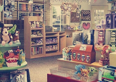 儿童玩具店铺名字