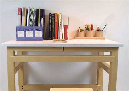 学生书桌摆放风水