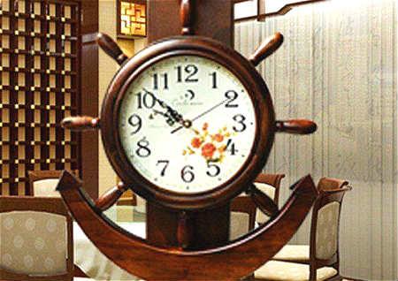 餐厅挂钟风水