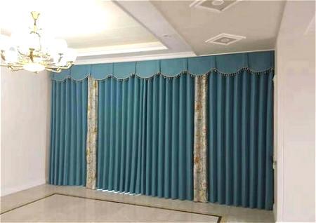 窗帘之客厅风水