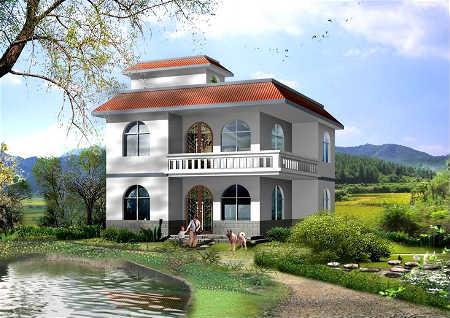 房屋形状风水