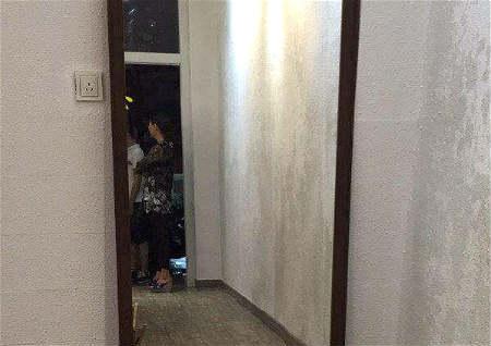 风水镜子对门好吗