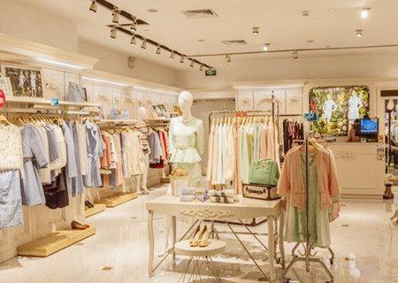 时尚女服装店起名