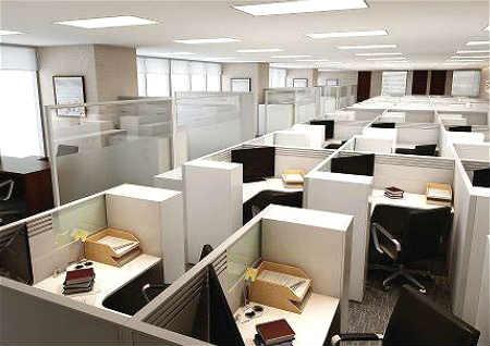 办公室装修风水布局