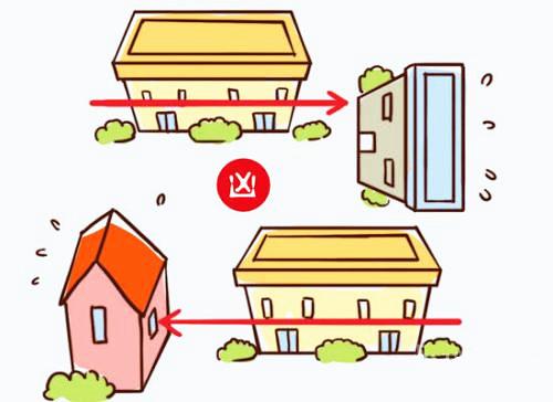 六爻测房子风水