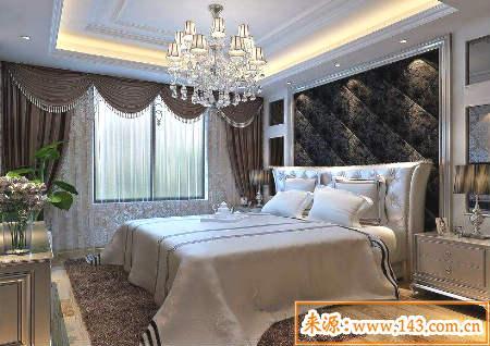 卧室挂吊灯风水