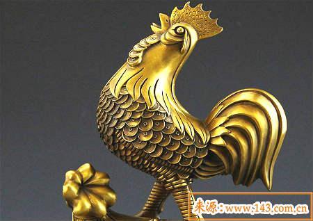 铜鸡有什么风水作用