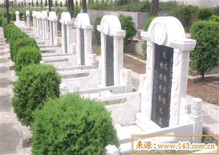 墓碑的朝向有什么讲究