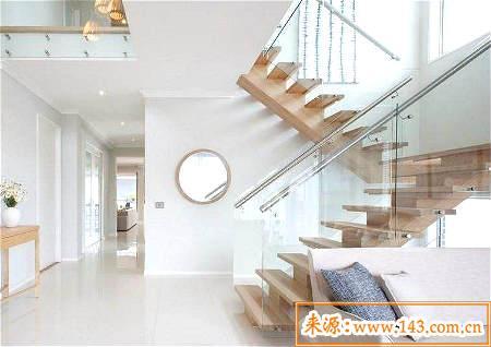 室内楼梯风水布局