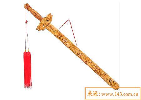 桃木剑摆放位置风水