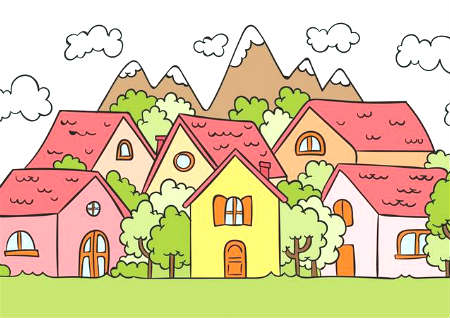 什么形状的房子风水好