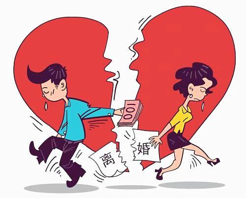 六爻测离婚