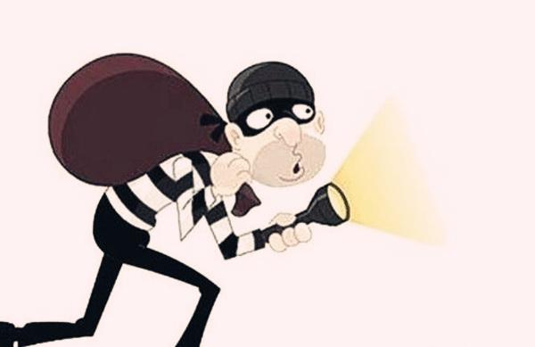 小偷的八字特点