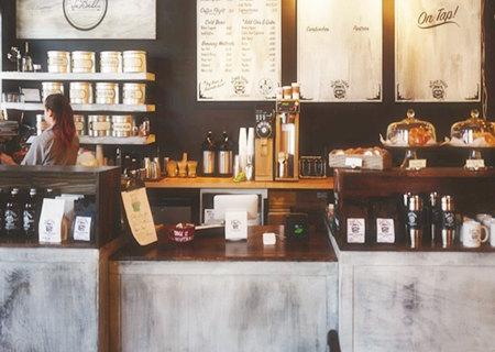 时尚主题咖啡店起名