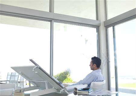 办公室背靠窗户风水好不好