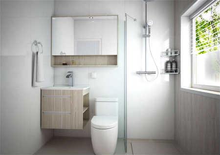 卫生间用什么颜色风水好