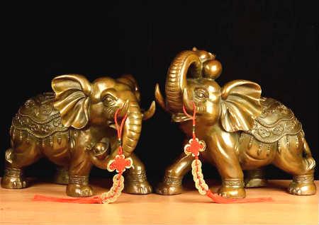 大象风水作用
