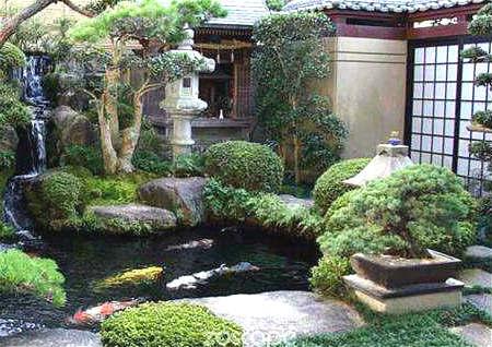 庭院鱼池风水讲究与禁忌