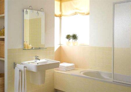 浴室风水讲究