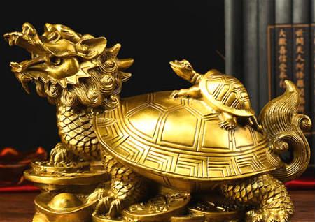 龙龟的寓意
