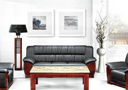 办公室的沙发摆放风水