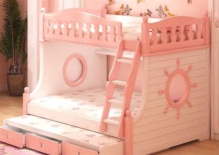 儿童床摆放风水