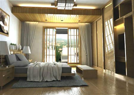 房间床的摆放风水