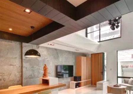 客厅横梁风水化解方法