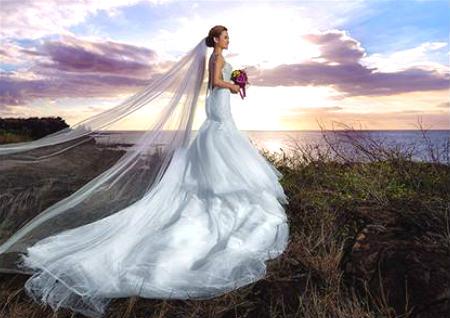 婚纱照摆放风水