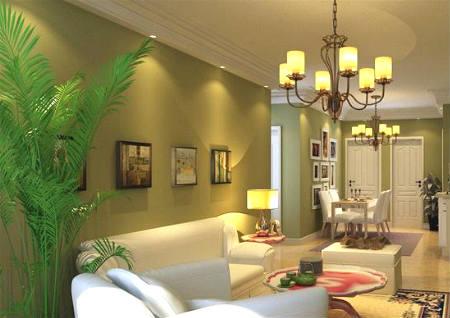 客厅摆什么植物旺风水