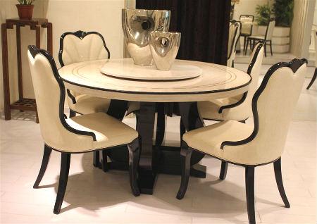 家庭餐桌摆放风水