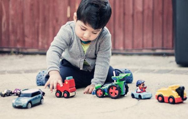 八字选购孩子玩具