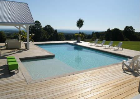别墅游泳池的风水讲究