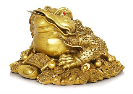 铜蟾蜍的风水作用