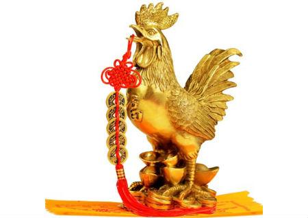 铜公鸡摆放风水