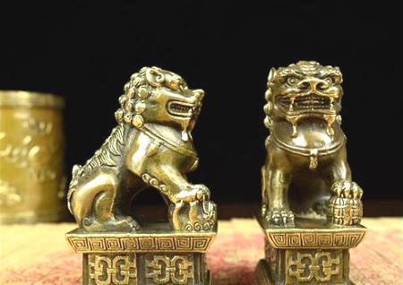 铜狮子风水作用有哪些