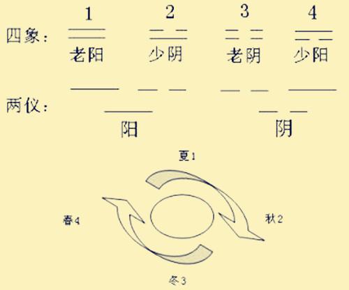 六爻老阴老阳