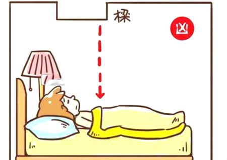 床上有梁压床风水好吗