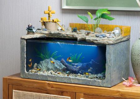 卧室鱼缸摆放风水