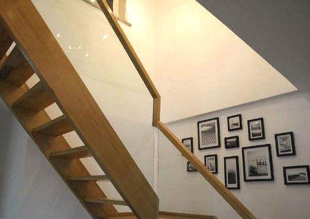 入户门正对下楼梯风水